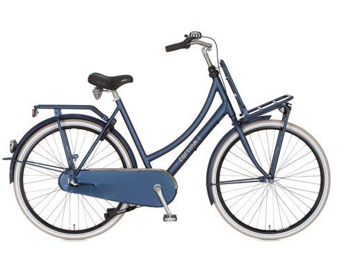 Cortina Transport polish blue matt